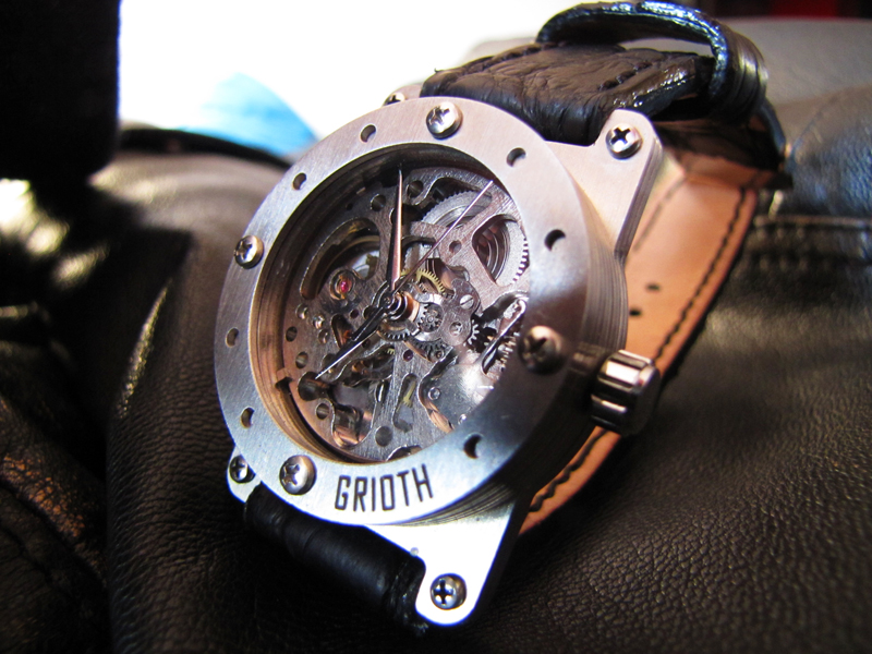 on watches i art deviantart the ce watch industrial by grioth