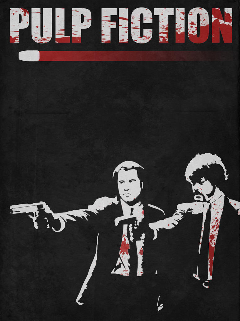 Pulp Fiction By Noble 6