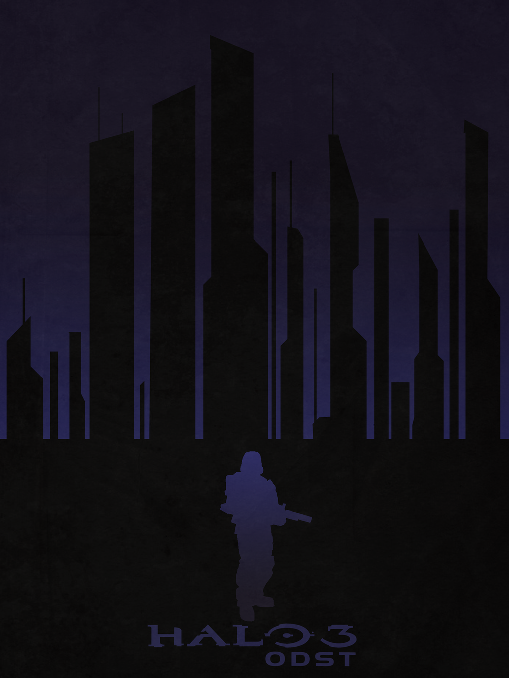 Halo 3 ODST by Noble--6