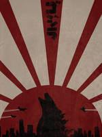 Godzilla by Noble--6