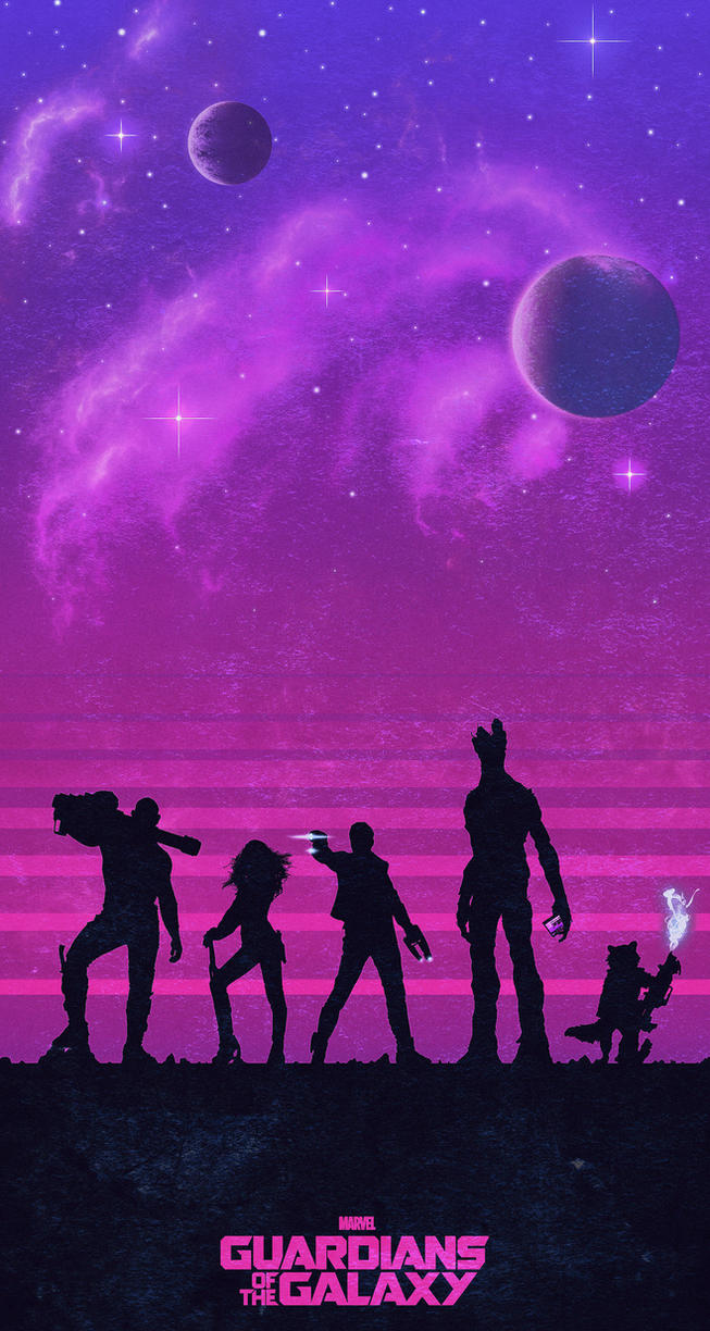 Guardians of the Galaxy by Noble--6