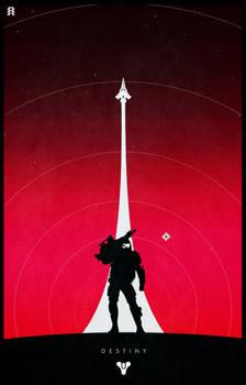 Destiny - Hunter (Jumpship)