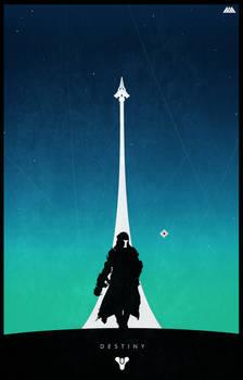 Destiny - Warlock (Jumpship)