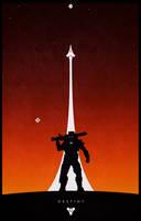 Destiny - Titan (Jumpship) by Noble--6