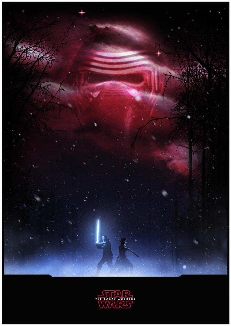 Star Wars Episode VII: The Force Awakens by Noble--6