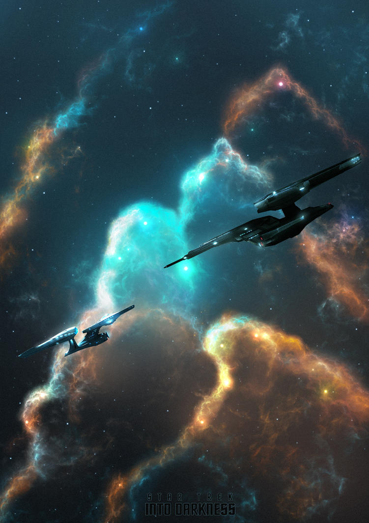 Star Trek: Into Darkness by Noble--6