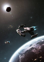 Battlecruiser Operational by Noble--6