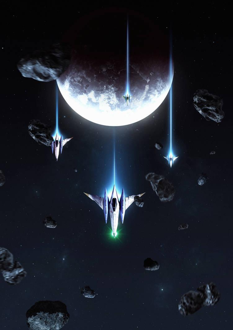 Starfox 64 by Noble--6