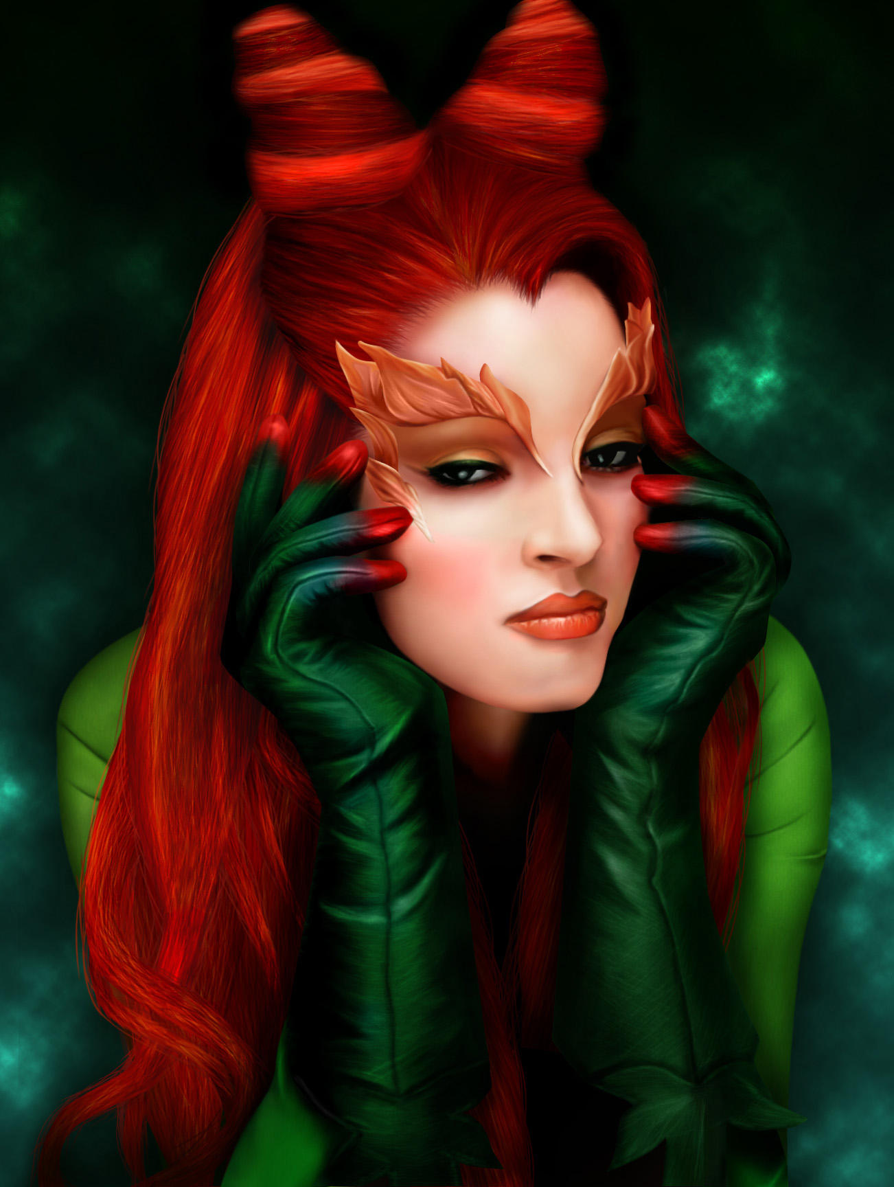 Poison Ivy by leeru