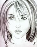 Yuna Sketch