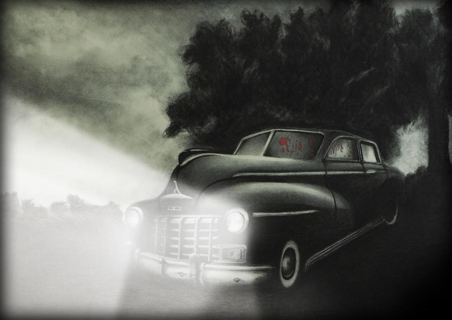 Dark Crime by Javagreeen