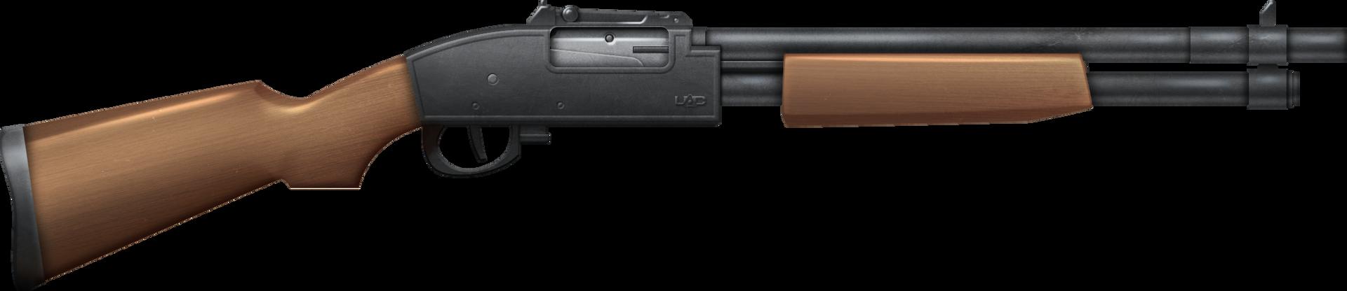 Shotgun by FrancoTieppo