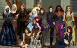 Women of Baldur's Gate