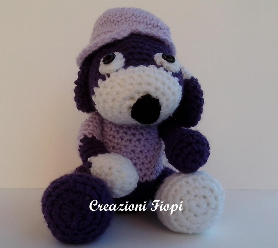 Amigurumi Crochet Dog by CreazioniFiopi on DeviantArt