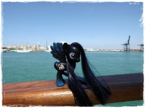 Astralys sobre barco by Soulren