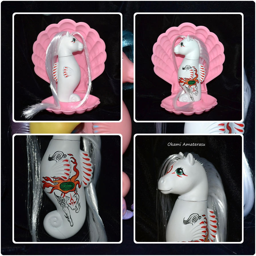 Mis customs - Página 4 Okami_amaterasu_sea_pony_by_soulren-d7386ug