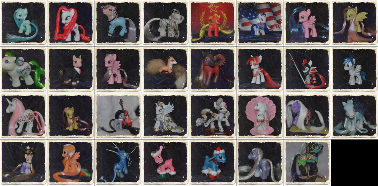 Pony custom compilation 2014 by Soulren