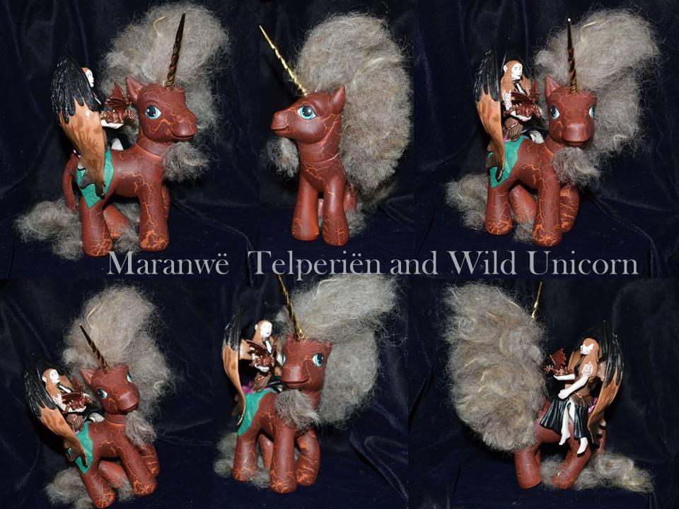 Maranwe Telperien and Wild Unicorn
