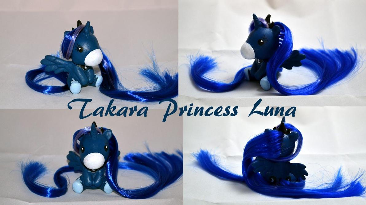 Takara Princesa Luna by Soulren