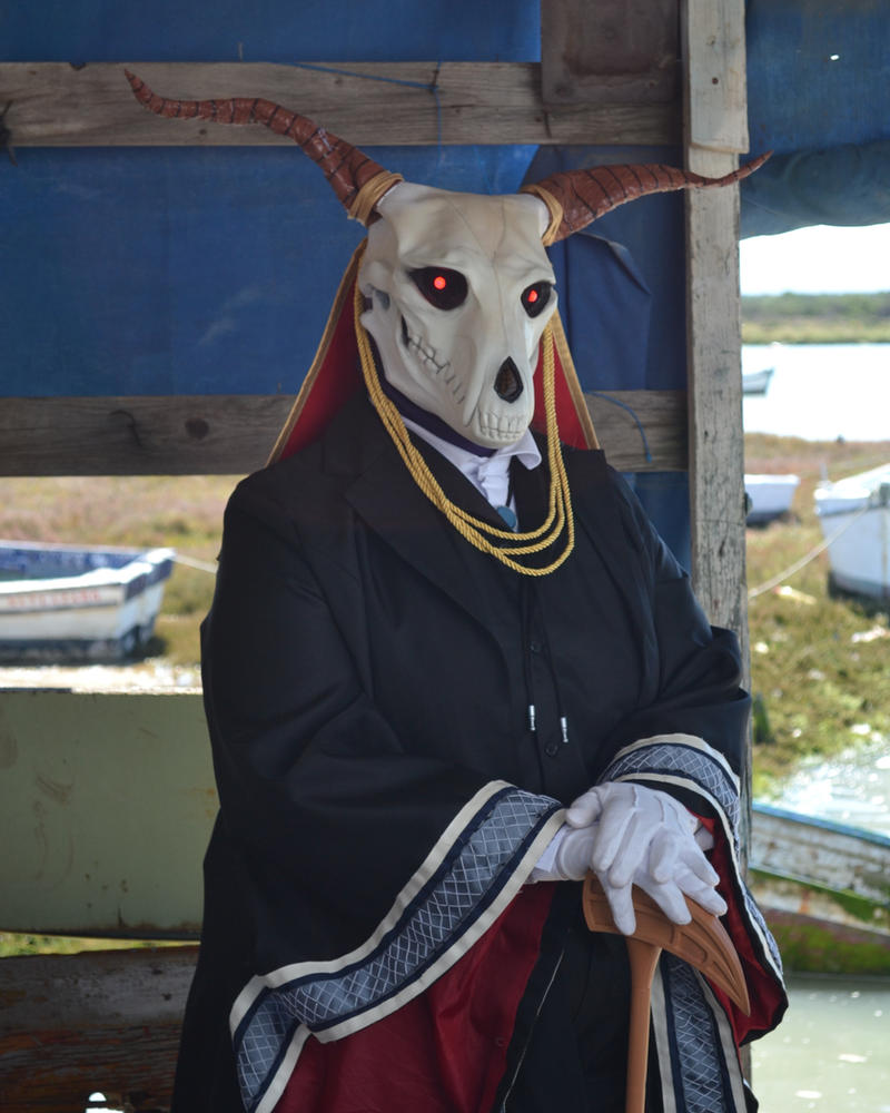 Elias Ainsworth cosplay by Soulren