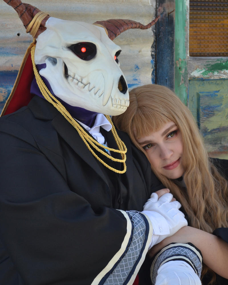 Elias Ainsworth and my beautiful Girl Lolita Style by Soulren