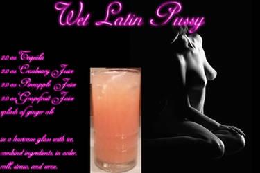 Wet Latin Pussy by Van-Dunkelschreiber