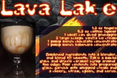 Lava Lake by Van-Dunkelschreiber