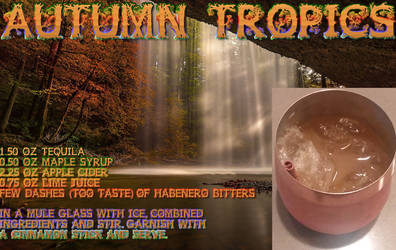 Autumn Tropics by Van-Dunkelschreiber