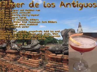 Elixer de los Antiguos by Van-Dunkelschreiber
