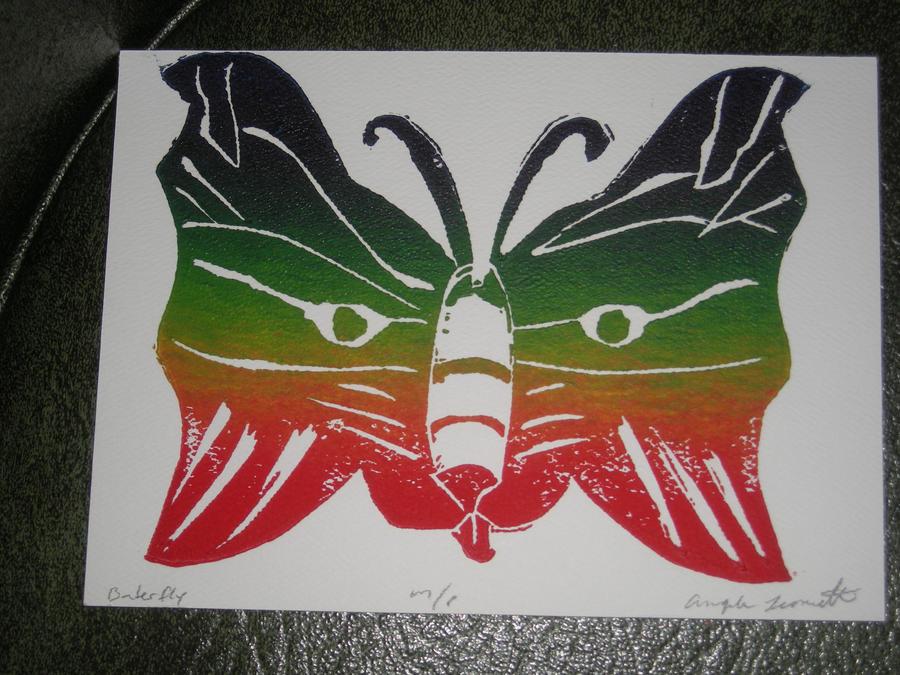 Butterfly by AngelaLeonetti