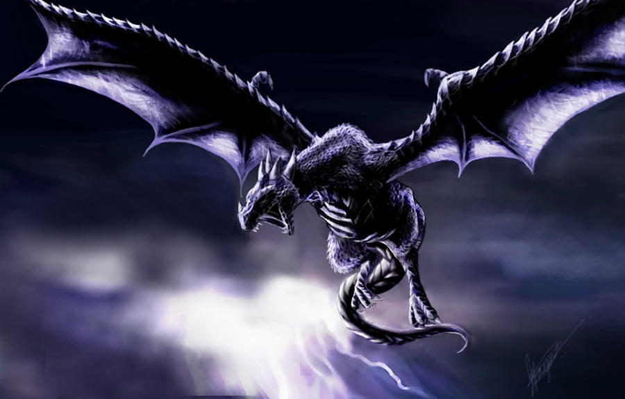 how to get a storm dragon