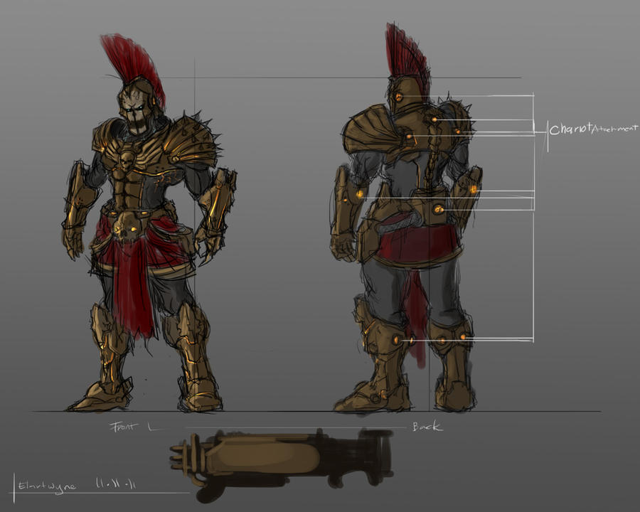 Real roman armor the image kid has it for Concept metal