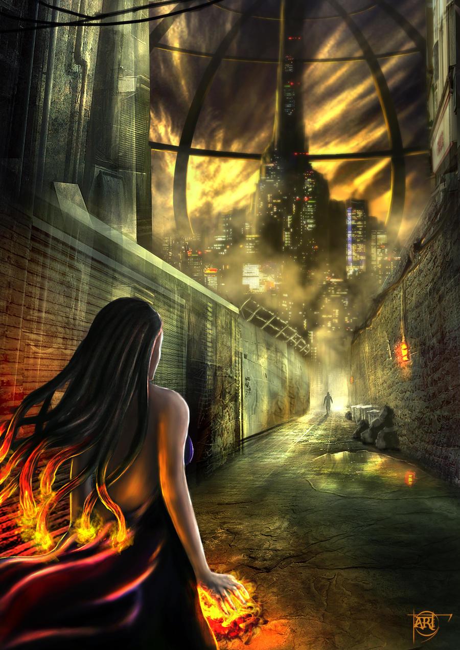Fire Dreds by elartwyne