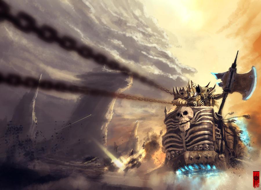 Battle Ground by elartwyne