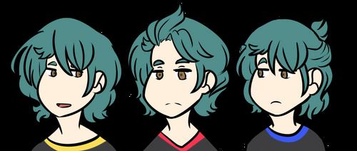 FE: Triplets