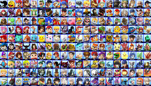 Ultra Smash Bros. (starting chronological part)