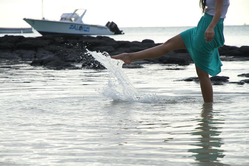 Kicking water! by ChanelStudio