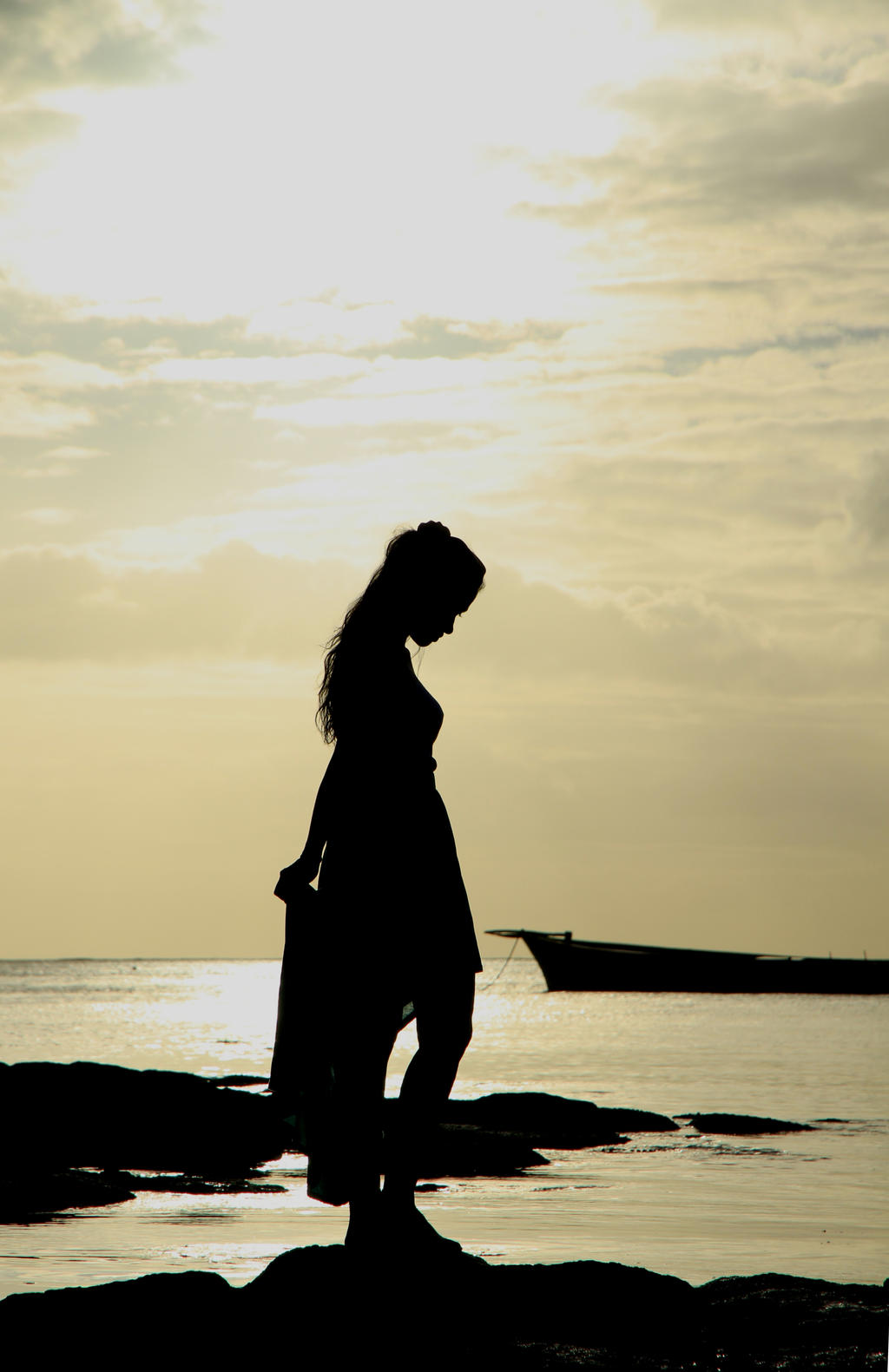 Little Miss Sunset by ChanelStudio
