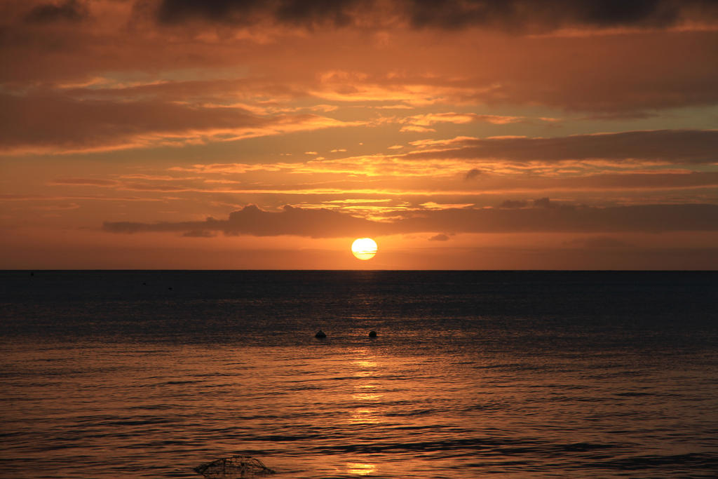 Good Night The Sea by ChanelStudio