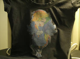 Shirt needs to be about 20 percent cooler...