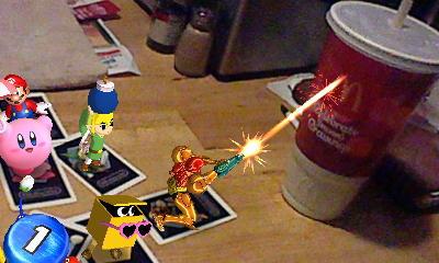 Samus delcares war on McDonalds lolwut