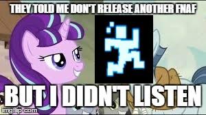 Scott Didn't Listen by SkyAndParadise