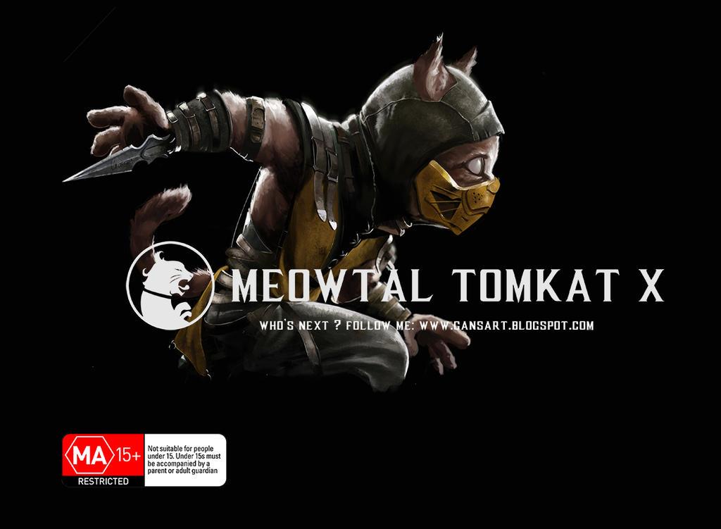 Meowtal Kombat by TheGFXSyndicate