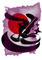 ninja by gepecto