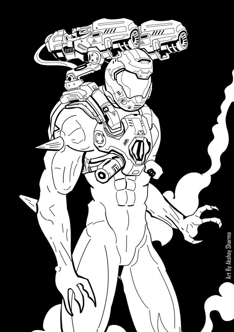 Doom!! by W-Rage