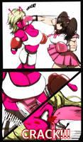 Ryona vs Myoko Part2