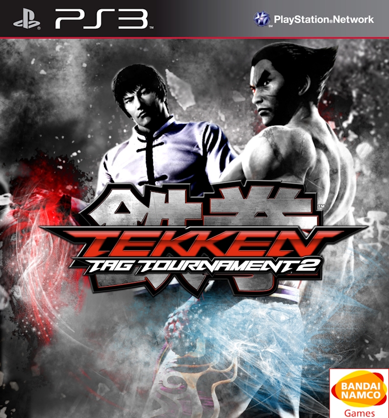 Tekken Tag Tournament 2 Customized Cover by LilBlayde on ...