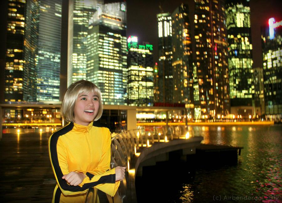 Sternbild City Lights by airbendergal
