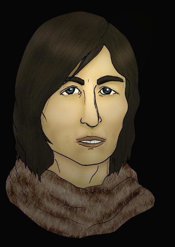 Inquisitor Tristan Trevelyan by airbendergal