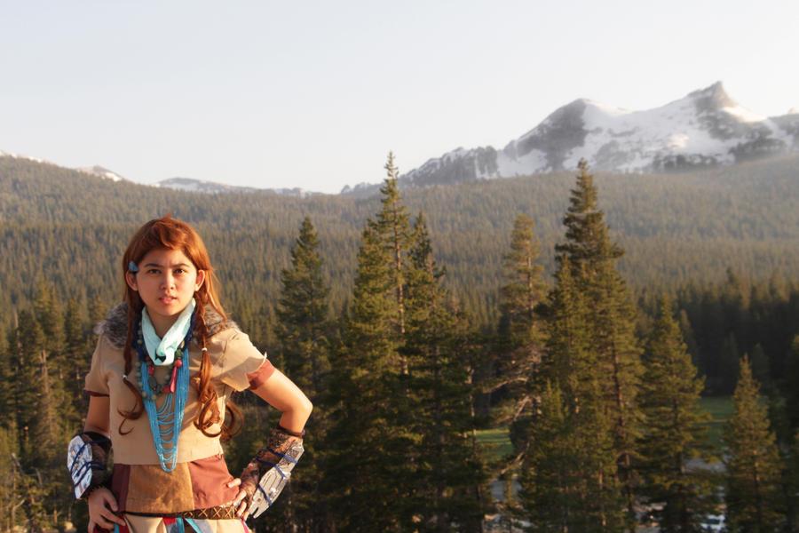 HORIZON ZERO DAWN: Nora Seeker by airbendergal